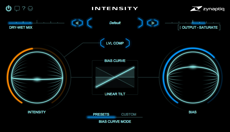 Zynaptiq_INTENSITY_100_Screenshot_Curves