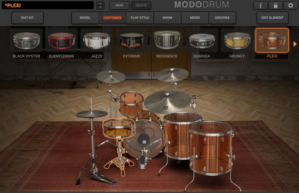 modo drum customize ik multimedia