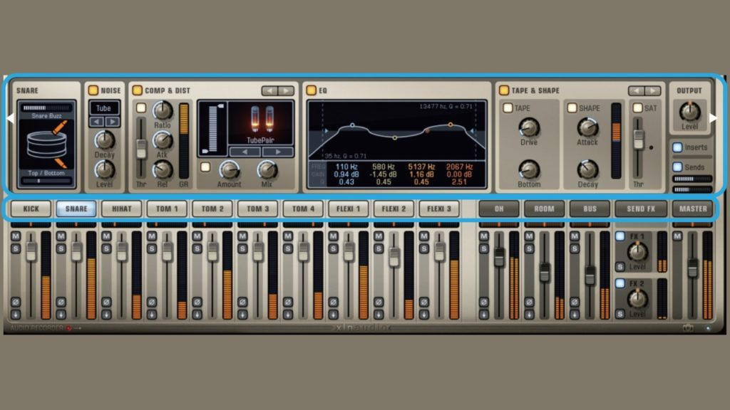 addictive-drums-mixer-effect
